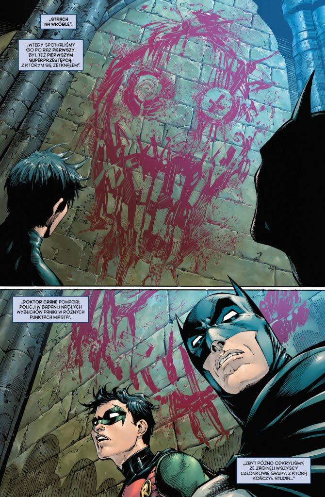 Wieczni Batman i Robin - tom 1 przykładowa strona
