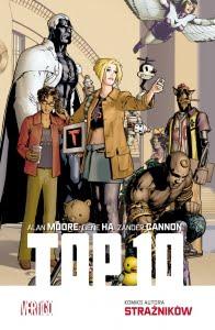 Top 10 okładka