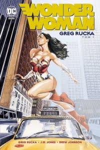 Wonder Woman tom 1 okładka