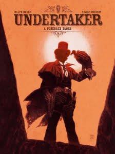 Undertaker  tom 1 okładka