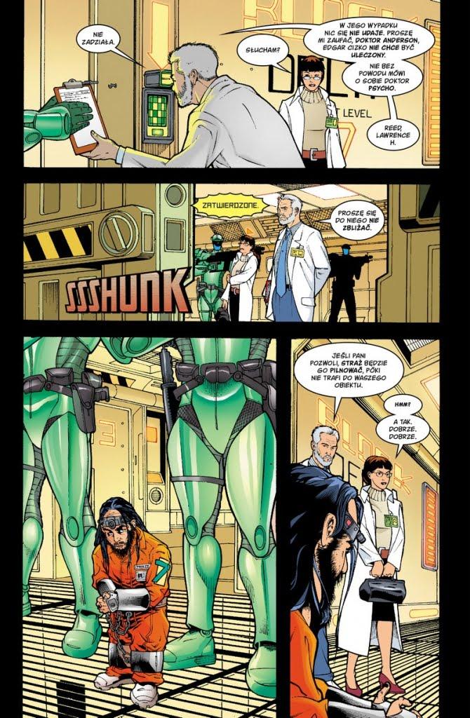 Wonder Woman tom 1 przykładowa strona