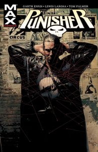 Punisher MAX tom 1 okładka