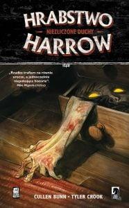 Hrabstwo Harrow tom 1 okładka