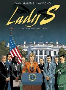 Lady S tom 5 okładka