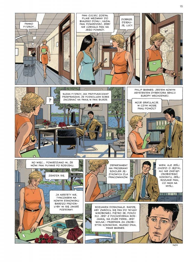 Lady S tom 5 przykładowa strona