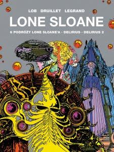 Lone Sloane okładka