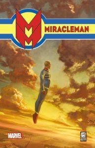 Miracleman okładka
