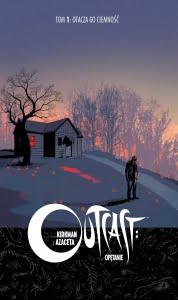 Outcast: Opętanie, tom 1: Otacza go ciemność okładka