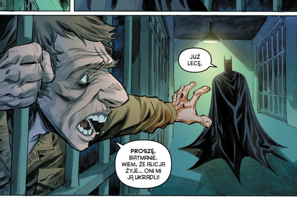 Wieczni Batman i Robin - tom 1