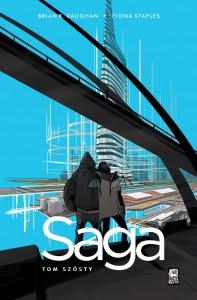 Saga tom 6 okładka