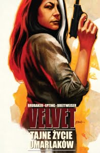 Velvet tom 2: Tajne życie umarlaków okładka
