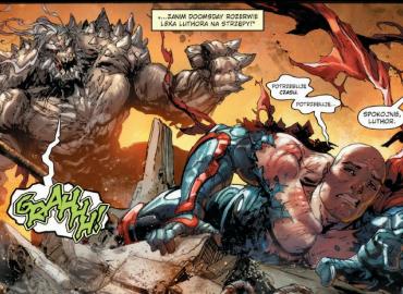 Action Comics tom 1: Ścieżka zagłady