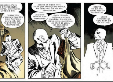 Moon Knight tom 1: Z martwych