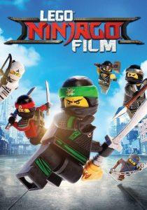 Lego Ninjago: Film okładka
