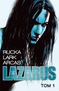 Lazarus tom 1 okładka