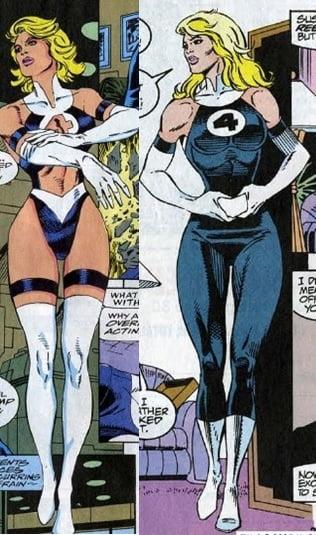 Kostiumy Niewidzialnej Kobiety 5