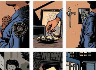 Moon Knight tom 2: Z martwych powstaną