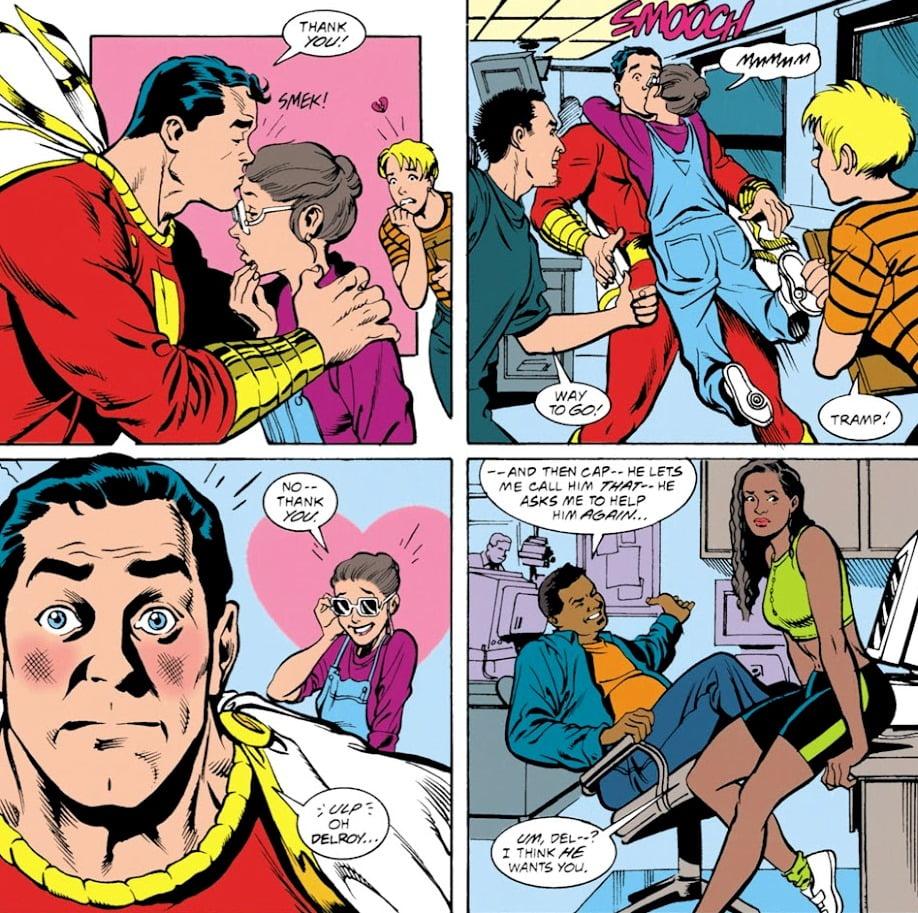 The Power of Shazam! rys. 13