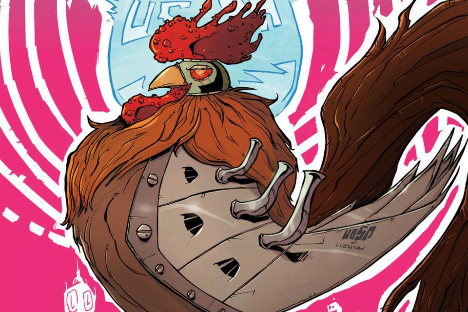 Chew tom 6: Babeczki nie z tej ziemi