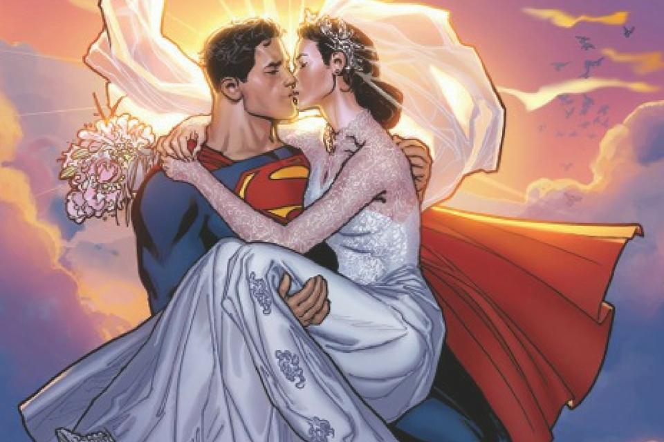 Droga do Odrodzenia. Superman: Lois i Clark
