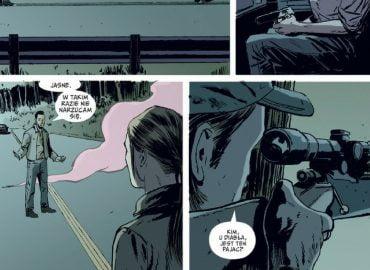 Briggs Land tom 1: Kobieca ręka