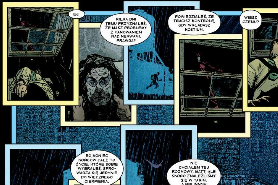 Daredevil tom 1: Nieustraszony!