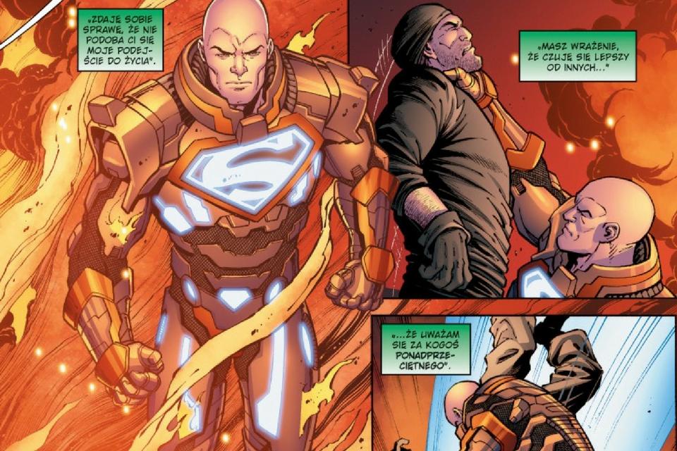 Superman: Action Comics tom 2