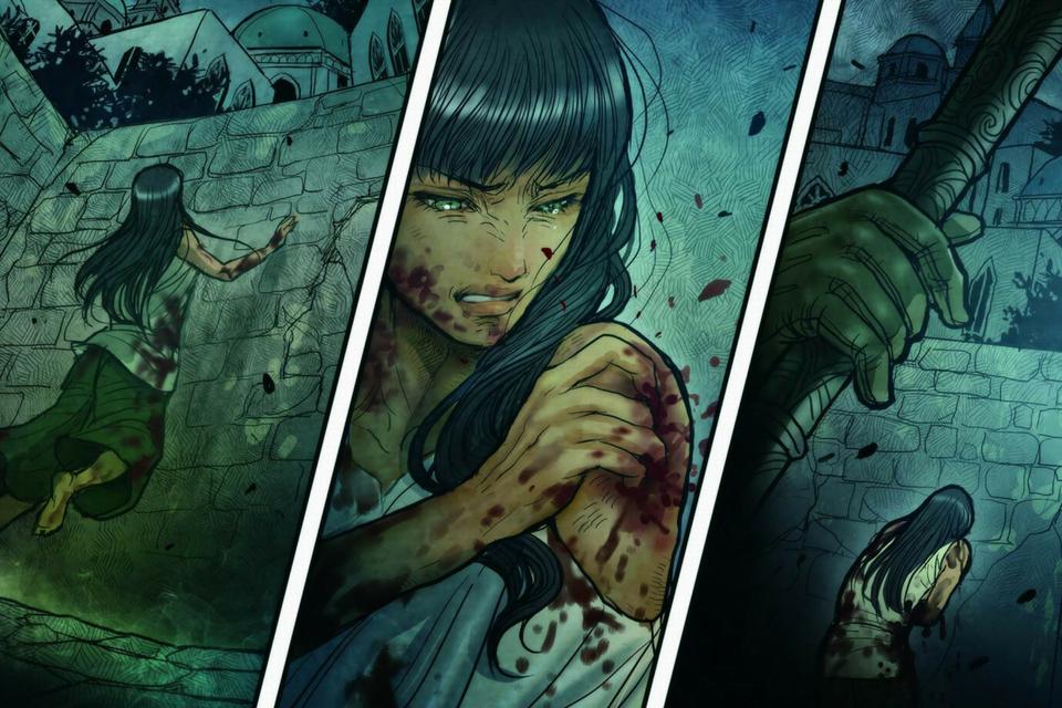 Monstressa tom 2: Krew