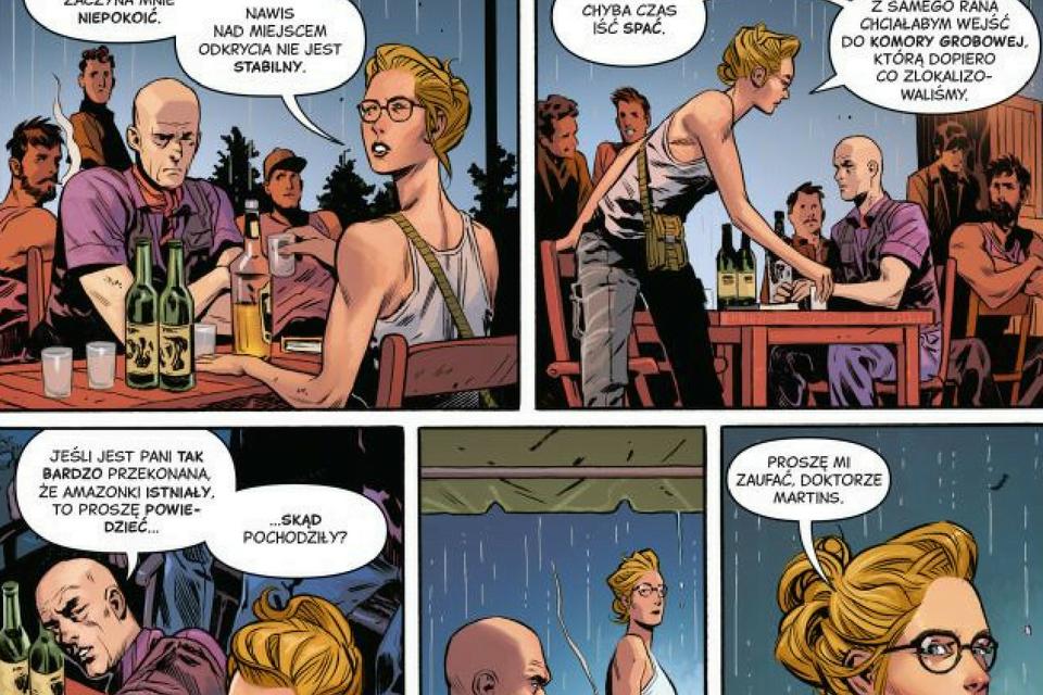 Wonder Woman tom 2: Rok pierwszy
