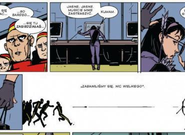Hawkeye tom 3: L.A. Woman