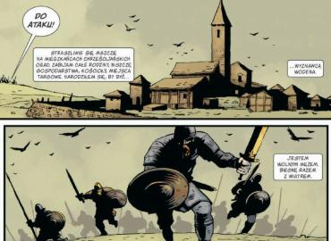 Ludzie Północy: Saga anglosaska tom 1