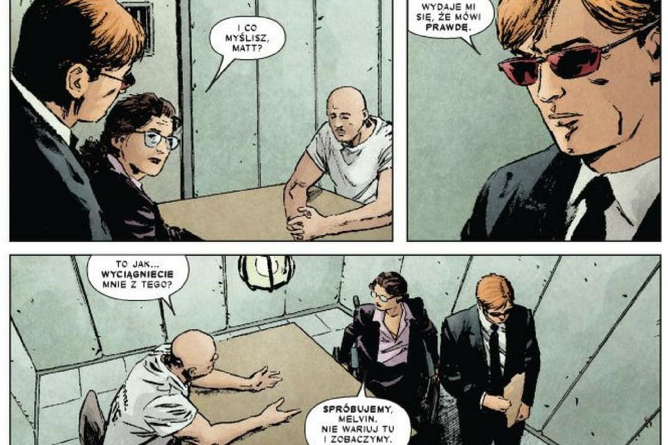 Daredevil tom 5: Nieustraszony!