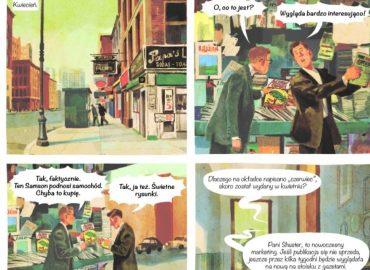 Joe Shuster: Opowieść o narodzinach Supermana