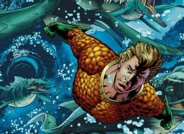 Aquaman tom 3