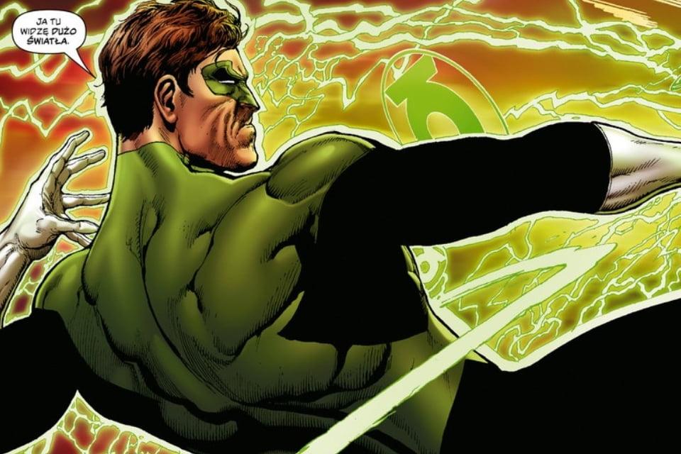 Hal Jordan i Korpus Zielonych Latarni tom 3: Poszukiwanie nadziei