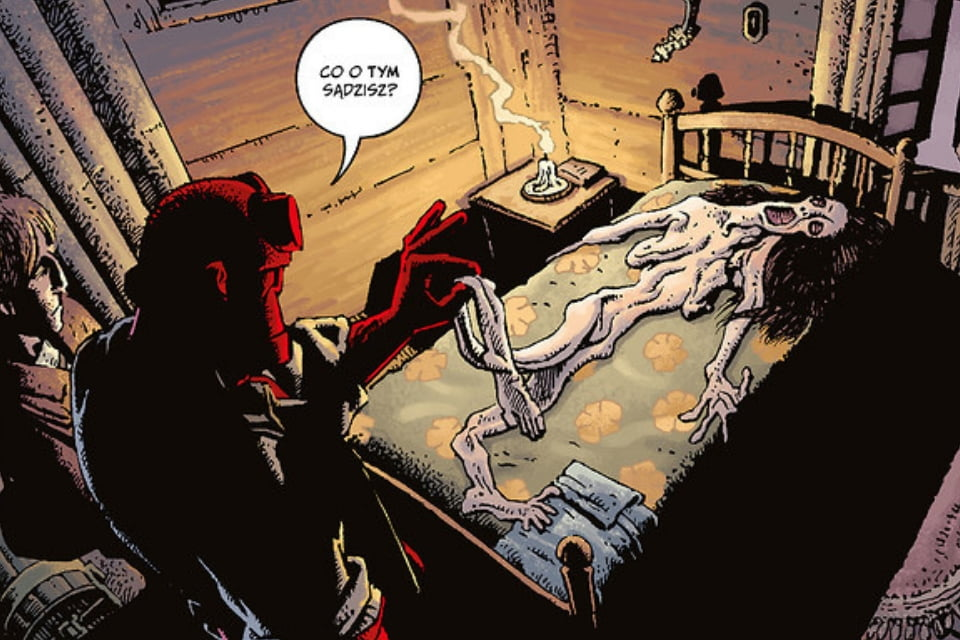 Hellboy tom 4