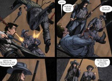 Jonah Hex tom 7: Zabójczy ołów