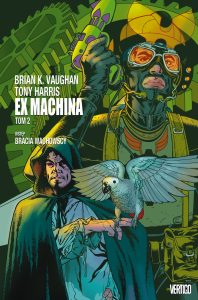 Ex Machina tom 2 okładka