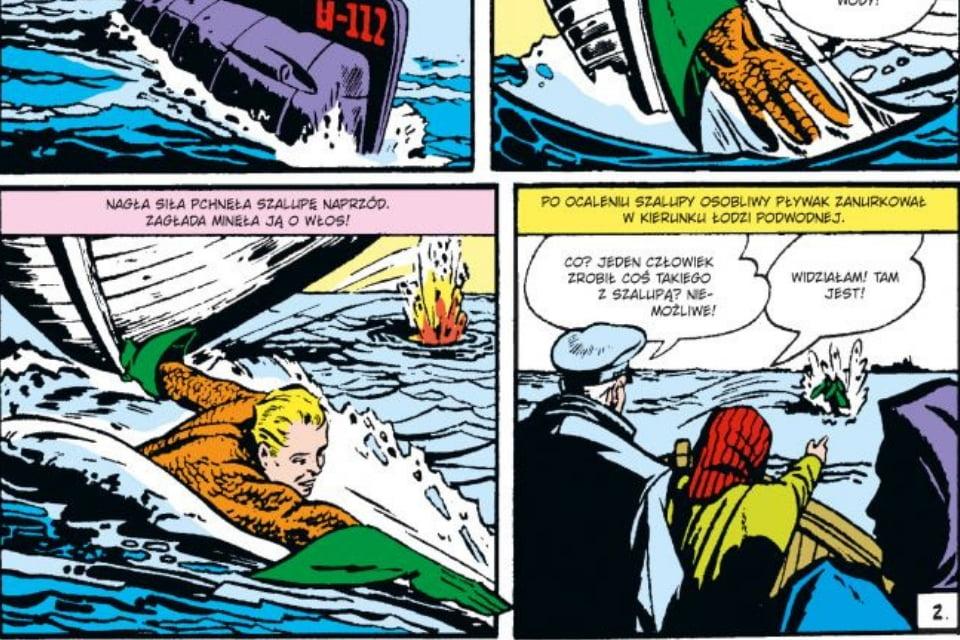 Aquaman Antologia