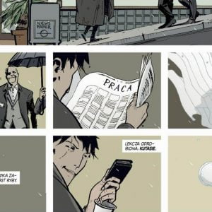Deadly Class tom 1 - 1987. Reagan Youth