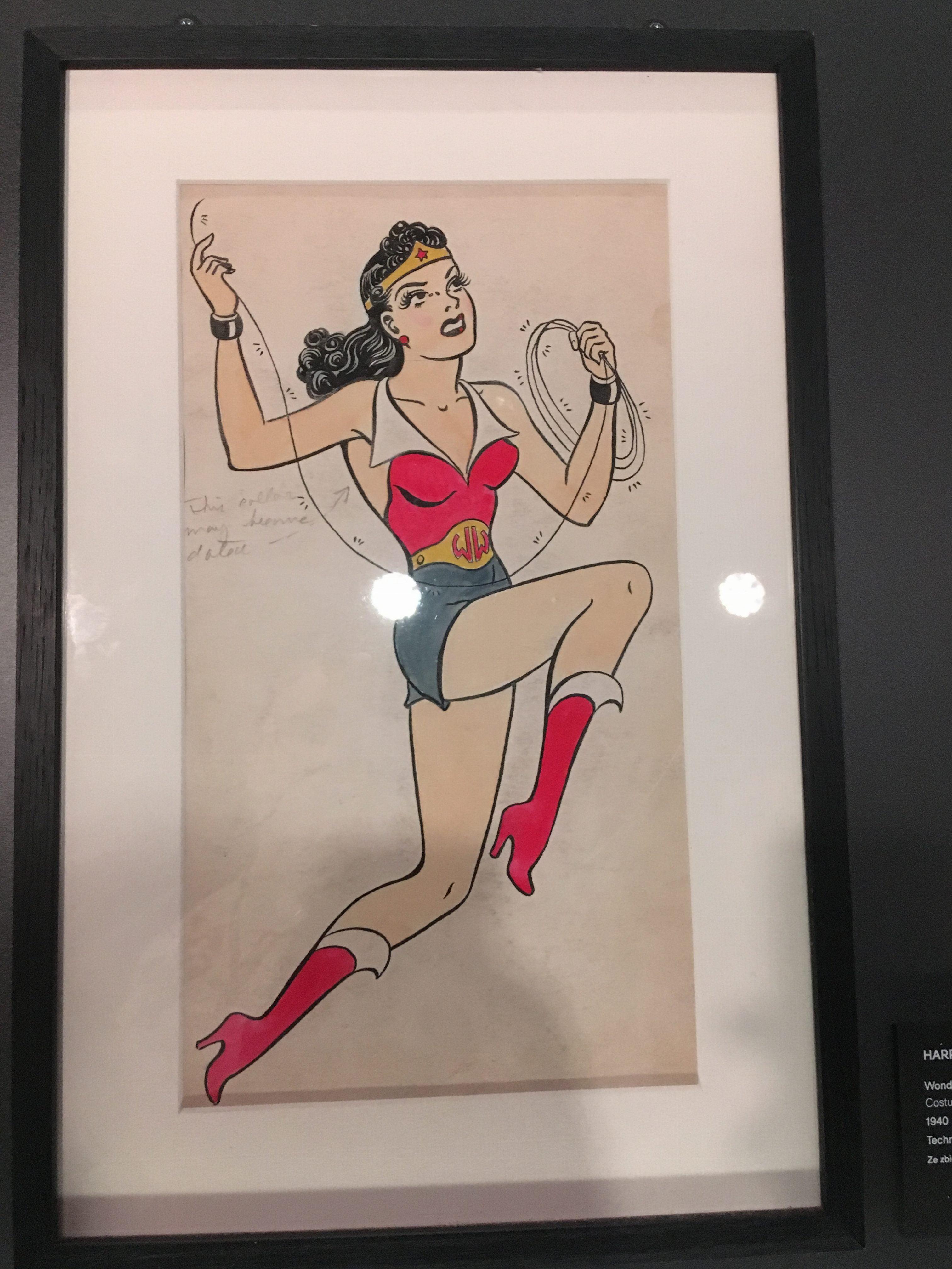 Świt Superbohaterów wystawa