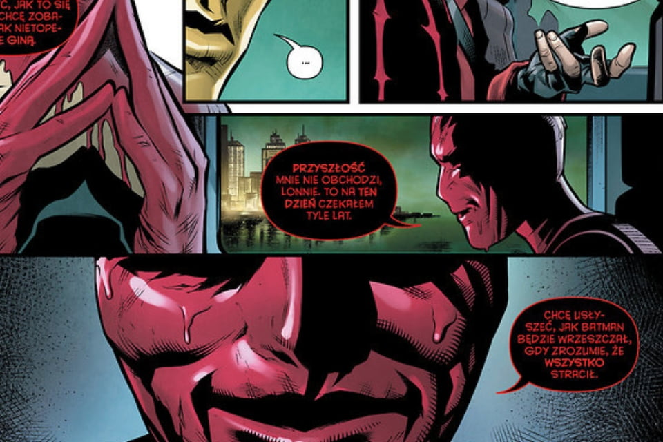 Detective Comics tom 6