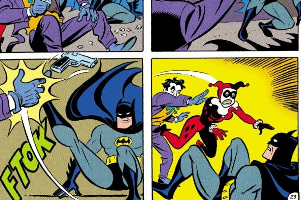 Batman. Szalona Miłość