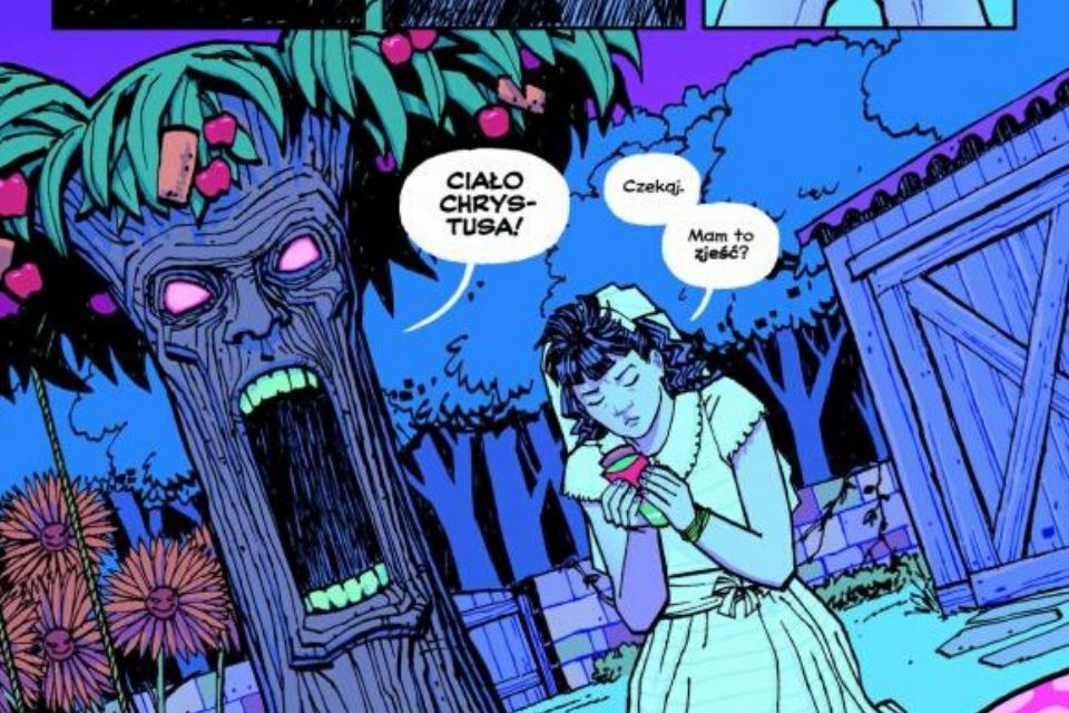 Paper Girls tom 6