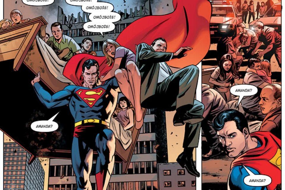 Action Comics tom 2