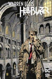 Hellblazer (Warren Ellis) okładka albumu