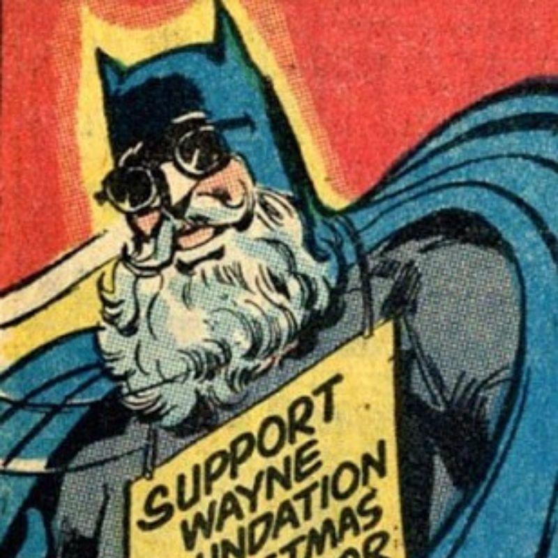 Batman śpiewa!