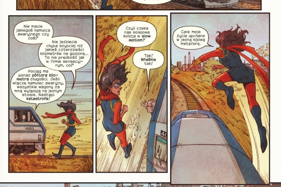 Ms Marvel tom 8