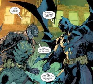 Future State - spotkanie dwóch Batmanów