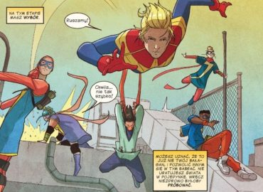 Ms Marvel tom 9